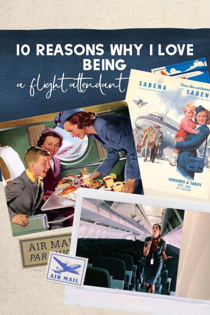 Why you should think about becoming a flight attendant