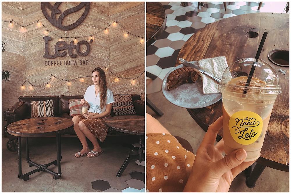 Leto coffee brew bar in Panama City
