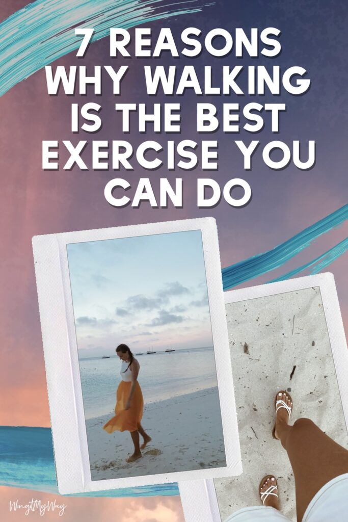 Walking is better than running and here's why